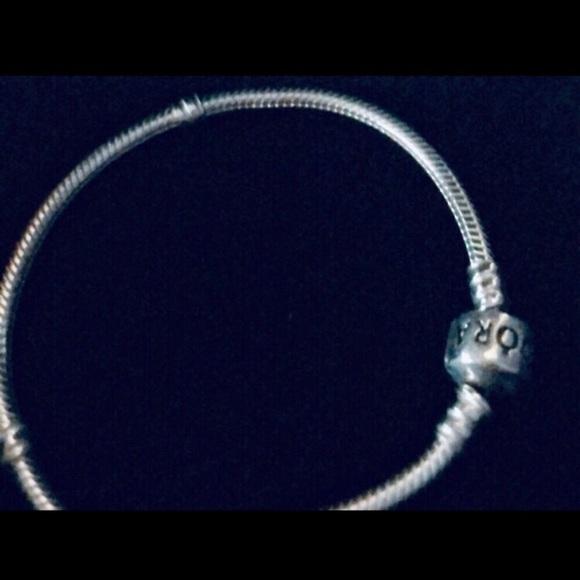 Pandora Jewelry - Pandora bracelet silver